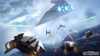 Самые Лучшие Шутеры 2015! Star Wars BattleFront!