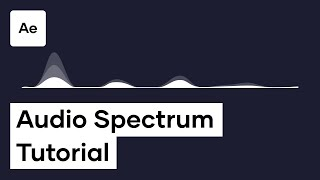Comment Créer Un Spectre Audio Dans Adobe After Effects