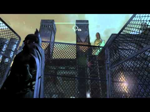 Batman: Arkham City - Riddler Trophy Guide Amusement Mile #31