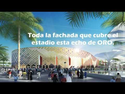 Los Estadios Futuristas para el Mundial Qatar 2022