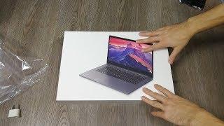 Xiaomi Mi Notebook PRO Огляд і розпакування російською