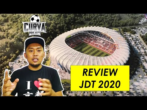 Review JDT 2020 | Vlog Bola Sepak - Curva Project