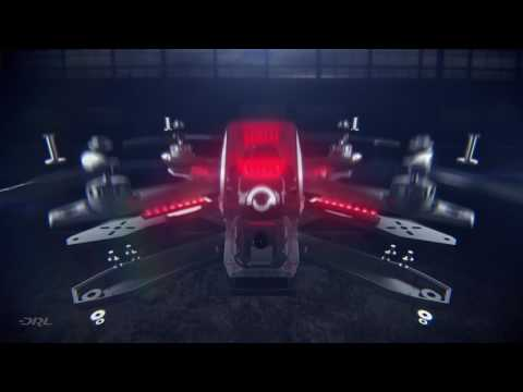 See the all new Racer3 | Drone Racing League
