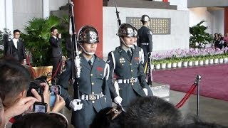 The Army Honor Guards