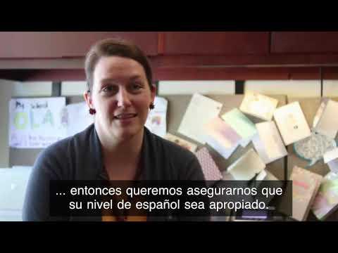 Collinswood Language Academy, una escuela donde el español es importante Parte 2