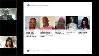 eLife Community Webinar Series – Removing Barriers for Women in Science thumbnail