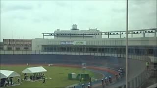 第72回国民体育大会・自転車競技会/少年男子ポイントレース(16km)予選1組目