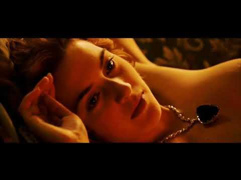Melukis saat di film titanic ( jack & rose )