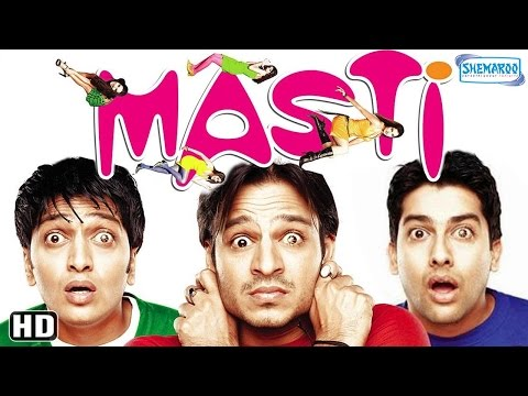 Masti (2004) (HD) - Vivek Oberoi - Riteish Deshmukh - Aftab Shivdasani - Hindi Comedy Movies