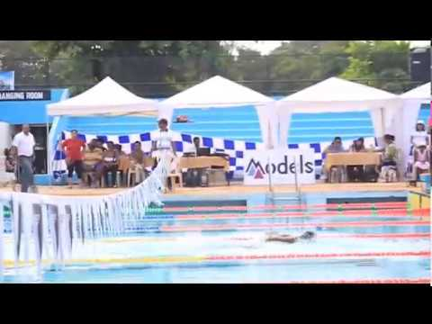 29th Goa State Aquatic Championship Day 2