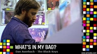 Dan Auerbach (The Black Keys) - What's In My Bag?