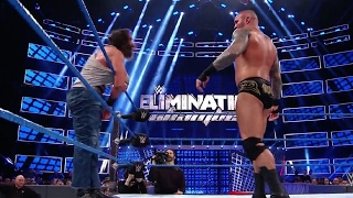 Randy Orton VS Luke Harper - WWE Chamber Elimination 2017