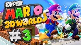 Super Mario 3D World Gameplay #3 - Czech this out!