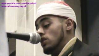Qari Ayyub Asif-Batley-Surah Hashr-Part 1 (Rahmamercy QuranTour 2012)
