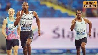 Men's 400m at Kamila Skolimowska Memorial 2018