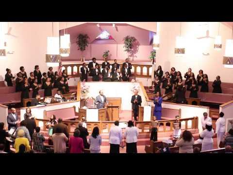JSU Chorale at Brown Chapel A.M.E  Church 2015