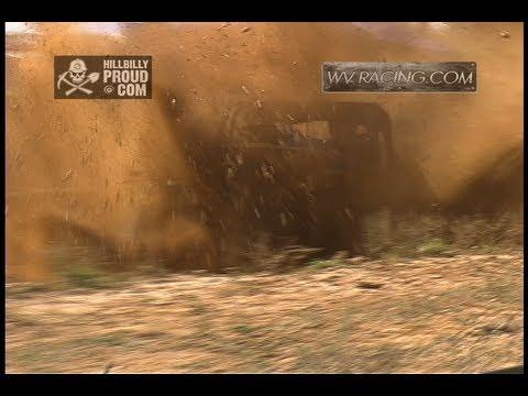 Mud Bog Race 1 Randolph County Fair WV 2011