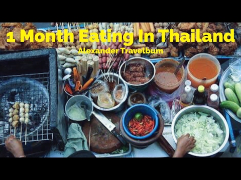 How Much Does Food Cost In Thailand? | Travel Thailand