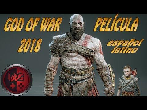 GOD OF WAR / 2018 PS4 / PELÍCULA / ESPAÑOL LATINO