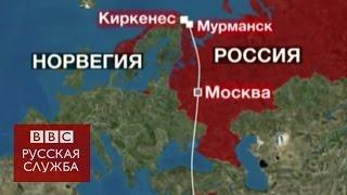 Норвегия отгораживается от России забором