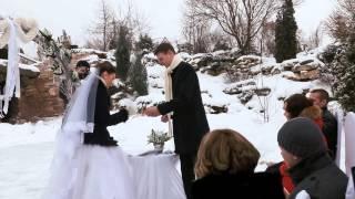 Леонид и Мария - Выездная регистрация брака в Таёжном