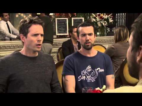 It's Always Sunny in Philadelphia - Season 10 Blooper reel