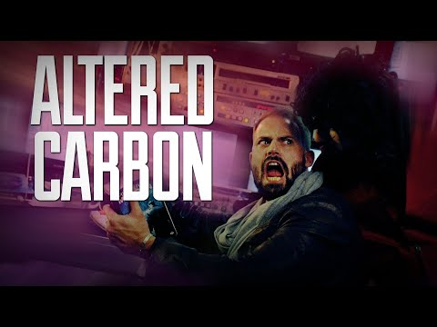 ALTERED CARBON - Nexus VI - TV SHOW #1