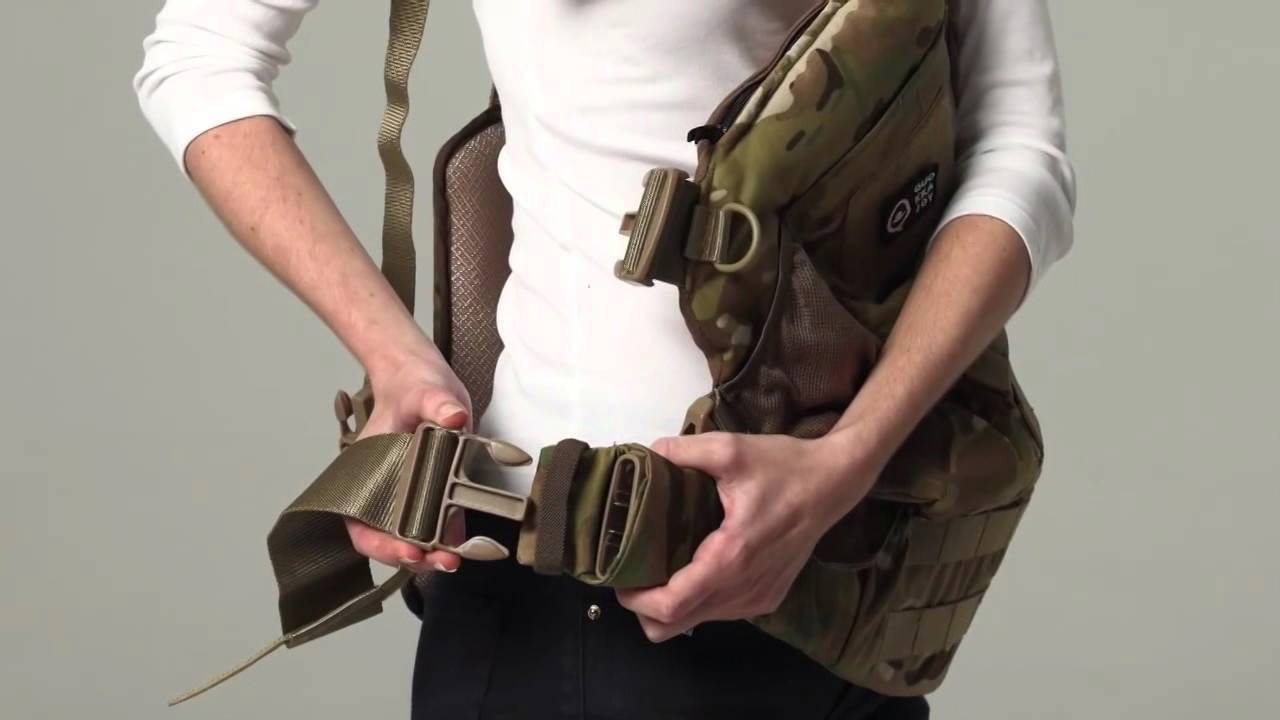85ad1e28c17f QUOKKAJOY QuoPro Tactical Baby Carrier - YouTube