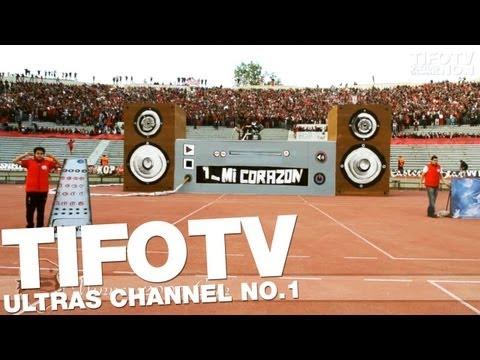 ULTRAS WINNERS 2005.. . CHOREO & CHANT 'MI CORAZON' - Ultras Channel No.1