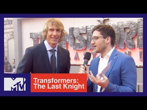 Michael Bay Talks Steven Spielberg & the Transformers Legacy | MTV