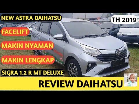 Review Daihatsu Sigra 1.2 R MT Deluxe FaceLift 2019, Exsterior, Interior - EWP Chanel05