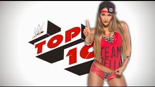 Repeat youtube video WWE Top 10- Nikki Bella Moves