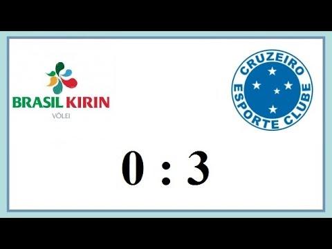 Campinas - Sada Cruzeiro (0-3) - Superliga de Volei Masculino 2017