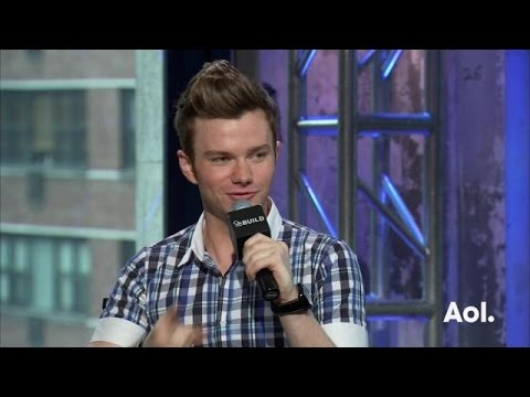 "Chris Colfer on ""The Land of Stories: Beyond the Kingdoms"""