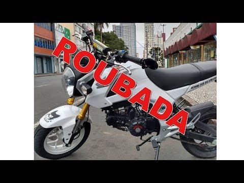 Mini Hornet ROUBADA 😥