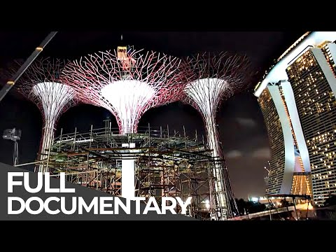 World's Most Unique Garden: Gardens by the Bay   Megastructures   Free Documentary
