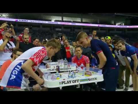 Tablehockey World Tour  World Championship 2017 Liberec