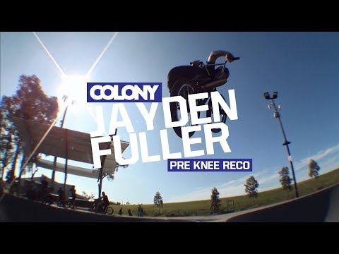 Jayden Fuller is currently recovering from knee surgery but before he went under the knife he stacked a bunch of clips with Lachlan Kirkwood. Filmed and edited ...