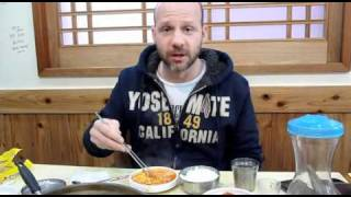 Korean Food - Army Base Camp Soup 부대찌개