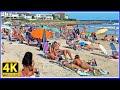 【4K】WALK URUGUAY 4k video PUNTA del ESTE bikini BEACH TRAVEL vlog