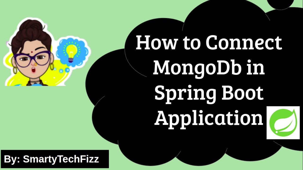 how to connect mongodb in spring boot   Spring data Mongodb   Spring Boot