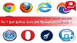 Top 5 Most Secure Browser for Secure and Private Browsing