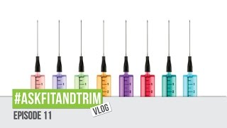Groupon Special Deal For Fit and Trim #askfitandtrimvlog 11 Vitamin B12 Injections and Lipolean