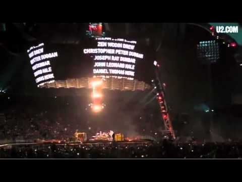 U2.COM  - One Tree Hill Live In New Zealand
