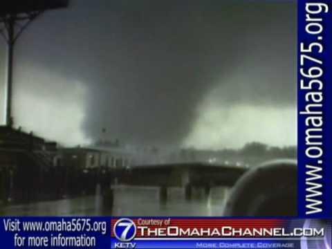 1975 Omaha Tornado News Story