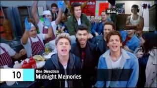 One Direction - Music Evolution (2011 - 2015) (Reaction)