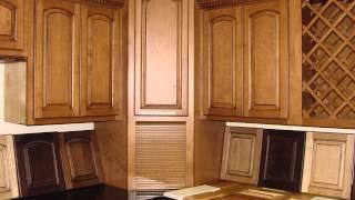 Small Corner Kitchen Cabinet Pantry Design