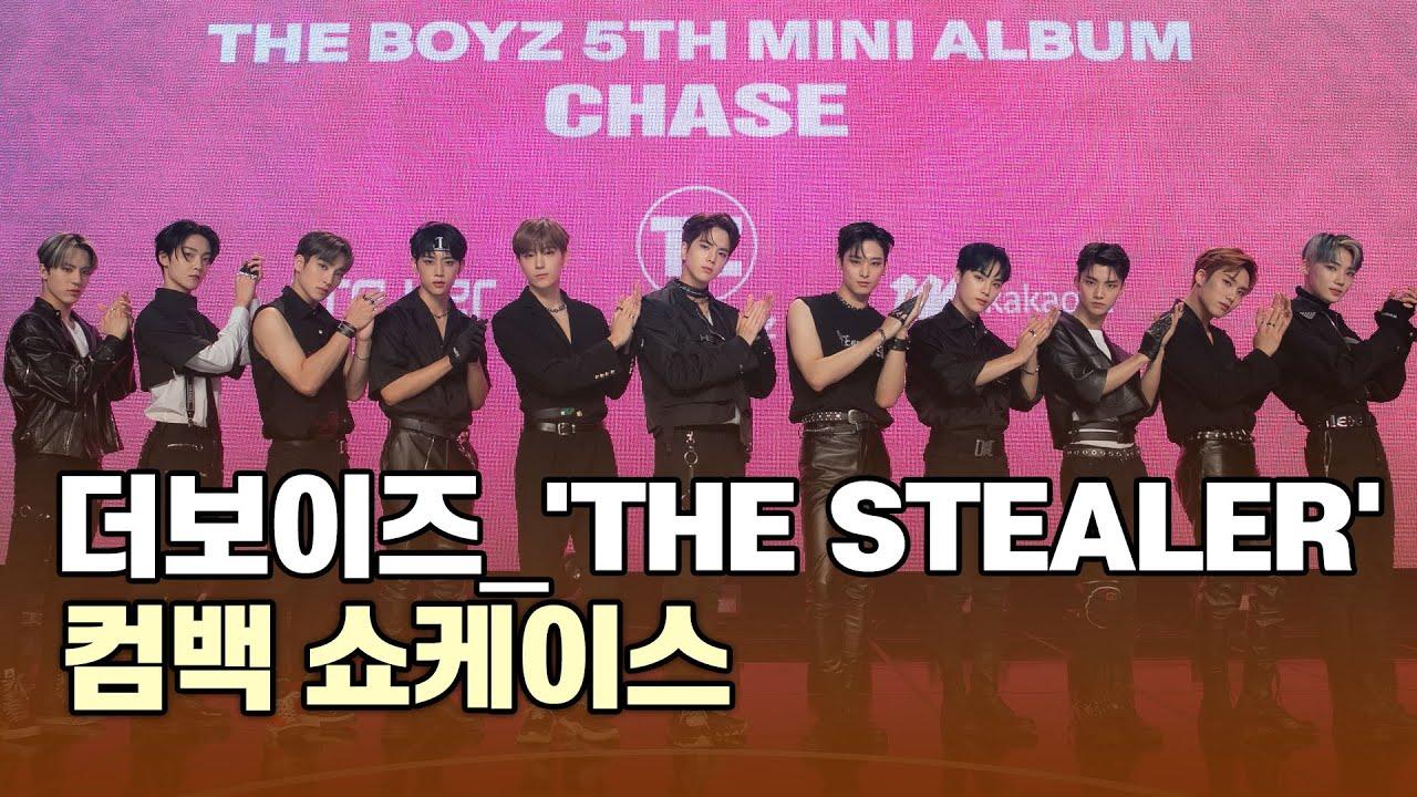 '더 보이즈'(The Boyz) 컴백...'로드 투 킹덤' 우승 이후 첫 무대는?