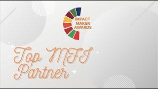 Hybrid Impact Maker Awards: Top MFI Partner