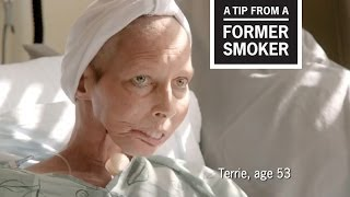 CDC Tips From Former Smokers -- Terrie